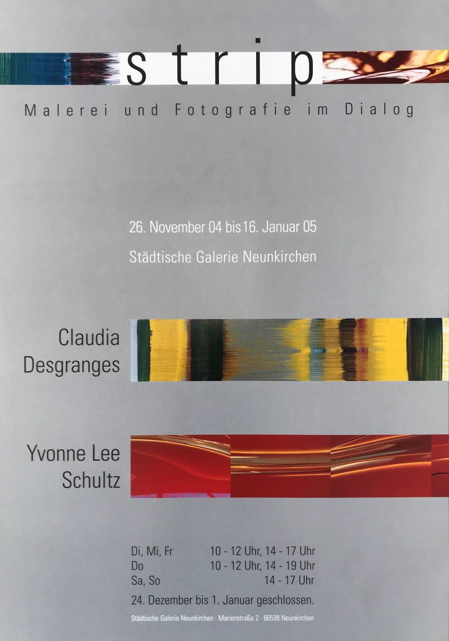 Claudia Desgranges & Yvonne Lee Schultz