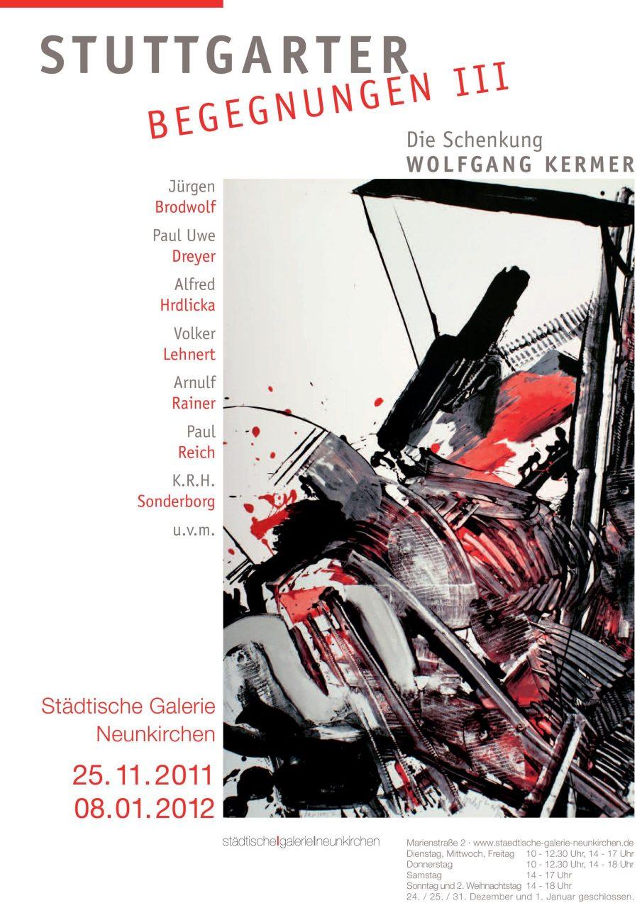 Stuttgarter Begegnungen III